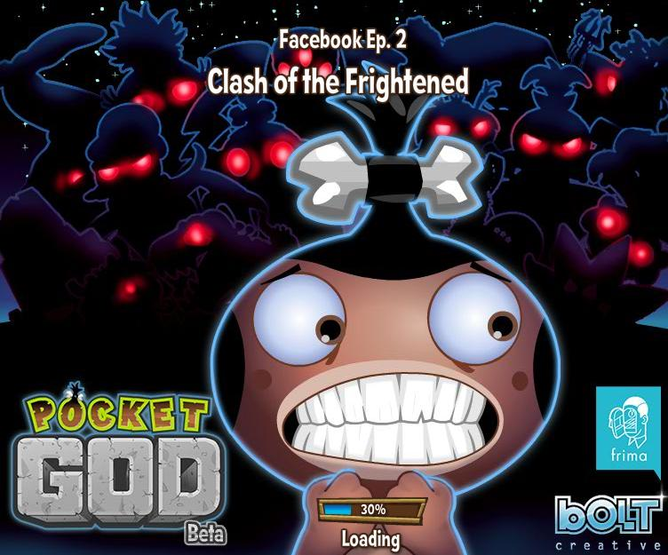 Pocket God Ep. 2 Clash of the Frightened