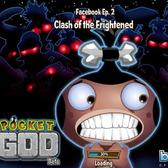 Pocket God on Facebook spooks pygmies in 'Clash of the Frightened'