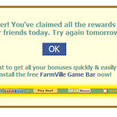 Zynga officially responds to FarmVille item collection limit