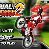 Trial Madness 2 on Facebook is addictive, antisocial motocross