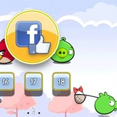Facebook-heavy Angry Birds Valentine's Day Edition hits app stores