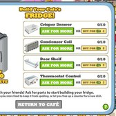 Cafe World Cheats and Tips: Refrigerator gifting links