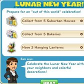 CityVille Lunar New Year Goal: Everything you need to know