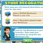 CityVille Warehouse: Everything you need to know