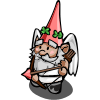 FarmVille gnome Cupid Gnome