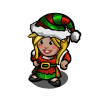 FarmVille gnome Elf Girl Gnome