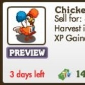FarmVille Super Bowl Animals: Chicken Cheer, Chicken Joy, Horse Spectator, & more [UPDATE]