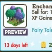 FarmVille Fairy Tale Decorations: Prince and Princess Gnome, Enchanted Forest, & More