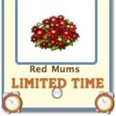 FarmVille: Red Mums available as free gift for limited time