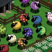 FarmVille English Countryside: A Sheep of every color; plus, meet Duke!
