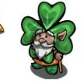 FarmVille St. Patrick's Day Sneak Peek: Clover Gnome, Clover Fountain & Harp