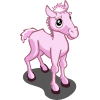 farmville nursery barn breeding pink stallion foal