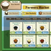 FarmVille: Bushels can still be shared, don't worry