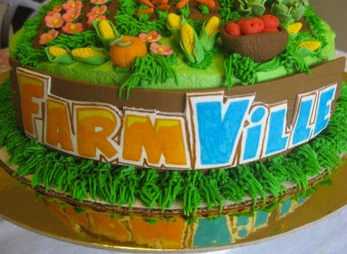 or make your own FarmVIlle cake? What has been your favorite FarmVille