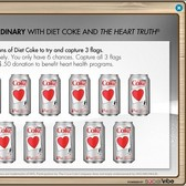 Earn 2 free FarmVille Farm Cash in Diet Coke promotion
