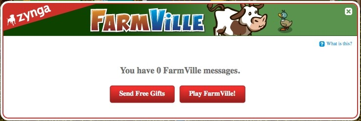 Zynga Message Center