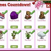 FarmVille Valentine's Countdown Day 12: Dogwood Tree and Purple Cow