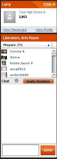 invite buddies