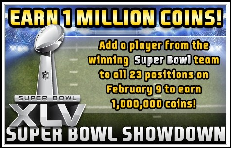Madden NFL Super Showdown