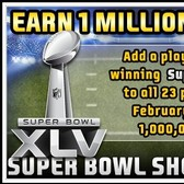 Madden Super Bowl Showdown on Facebook offers 1 million coins