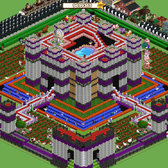 FarmVille Pic of the Day: Alessandro Matri's amazing castle