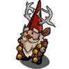 FarmVille gnome Reindeer Gnome