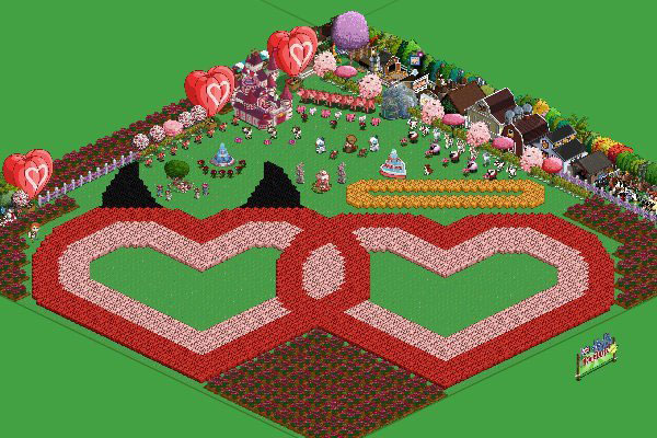 farmville valentines day sweet cinnamon farm