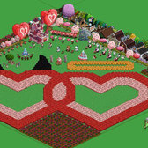 Picture of the Day: Sweet Cinnamon's Valentine's Day Farm