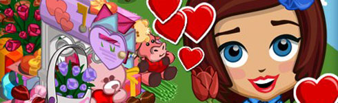 farmville valentines day