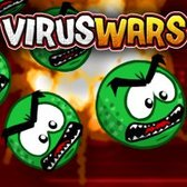 Keep your virtual computer virus free with VirusWars on Facebook