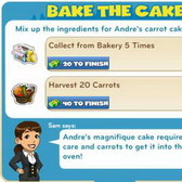 CityVille Bake the Cake / Dough Tossing Goals: Everything you need to know