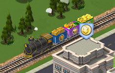 cityville cheats train guide