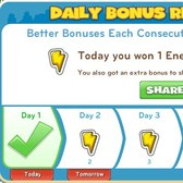 CityVille: Daily bonus now offers energy instead of coins