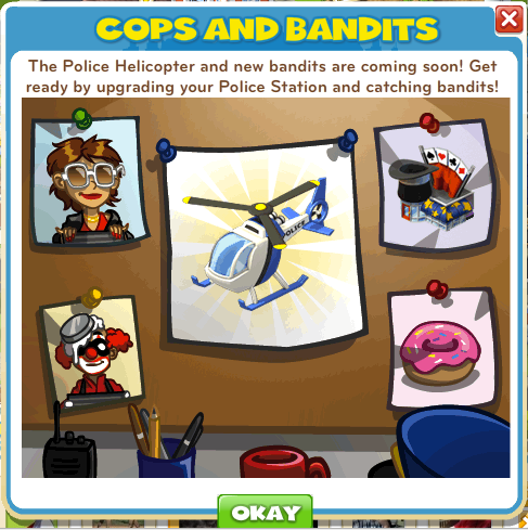 Cops and Bandits Upgrade