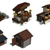 FarmVille English Countryside Sneak Peek: A closer look at English buildings