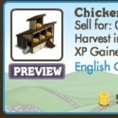 FarmVille English Countryside: Dairy Farm and Chicken Coop