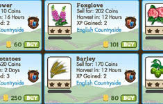 farmville english countryside cheats new crops