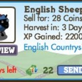 FarmVille LE English Countryside Animals: Shire Horse, Brown Dutch Rabbit & More