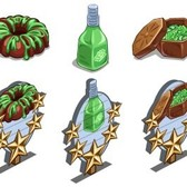 FarmVille Sneak Peek: Green Rose Crafting items