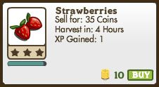 farmvile strawberries