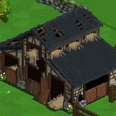 FarmVille English Countryside: Repair and expand the Horse Stable