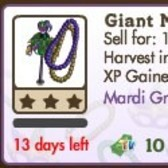 FarmVille Mardi Gras Trees: Mardi Gras Tree & Giant Mardi Gras Tree