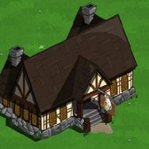 FarmVille English Countryside: Using the Pub