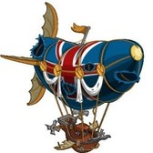 FarmVille English Countryside Sneak Peek: Duke's Airship