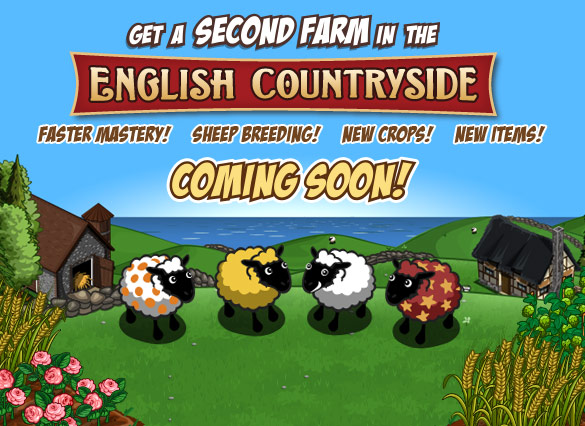 FarmVille English Countryside