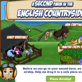 FarmVille English Countryside launches today, slowly rolling-out