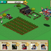 FarmVille English Countryside works on Apple iPhone, iPad too