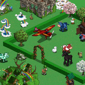 FarmVille English Countryside in the Model Farm: First look in-game