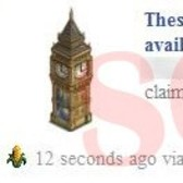FarmVille English Countryside Scam Alert: Unwither Clocks aren't free