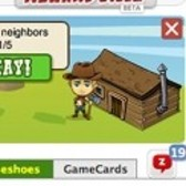 Zynga releases FarmVille-like FrontierVille Supply Wagon Game Bar